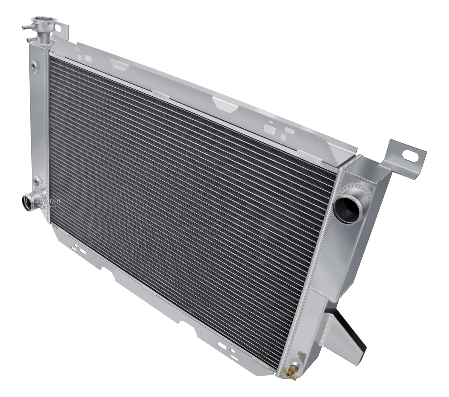 4 Row All Aluminum Performance Radiator For 1964-88 Chevy//Buick Cars