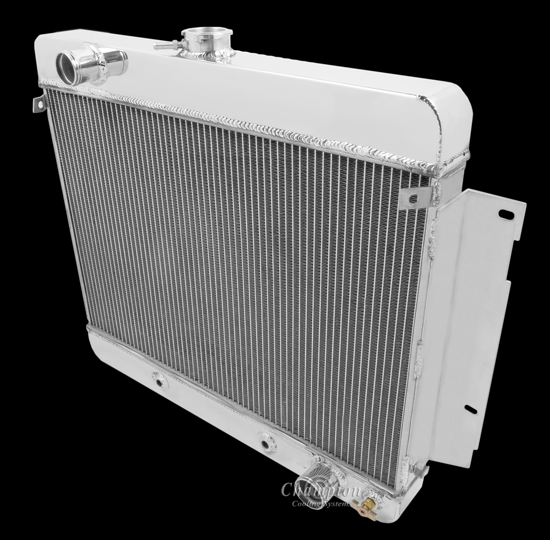 1969-1970 Chevy Impala Aluminum 3 Row Champion Radiator | eBay