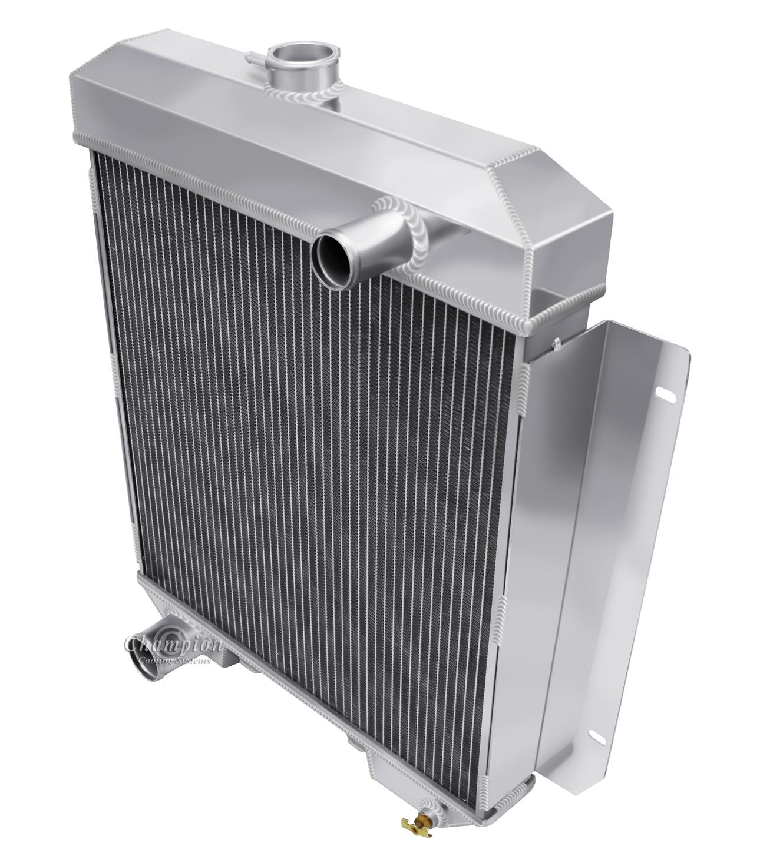 1957 1958 1959 Mercury Monterey 3 Row Champion DR Radiator V8 Engine