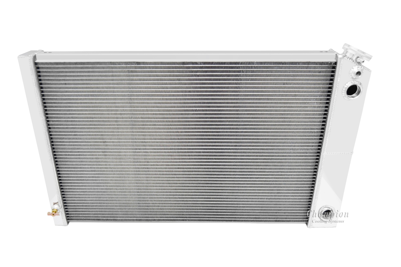 1985 1986  GMC C2500 C3500 K1500 K2500 3 Row Alliant Radiator 19 x 28-1//4 Core