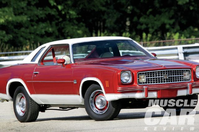 mid-'70s muscle car: hot or not? |